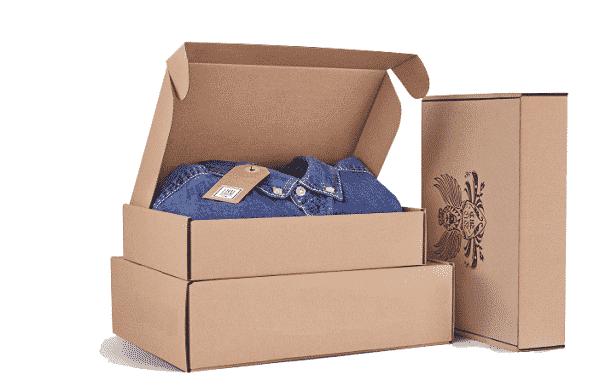 cách đóng gói sản phẩm may mặc