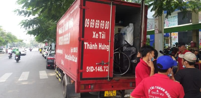Quy trình hoạt động của dịch vụ chuyển nhà nhanh chóng - chuyên nghiệp