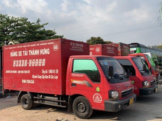 Dịch vụ cho thuê xe tải Chuyển Nhà Trọn Gói Thành Hưng