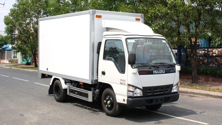 Kích thước xe tải 1 tấn