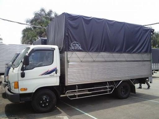 Loại xe tải 1.8 Tấn