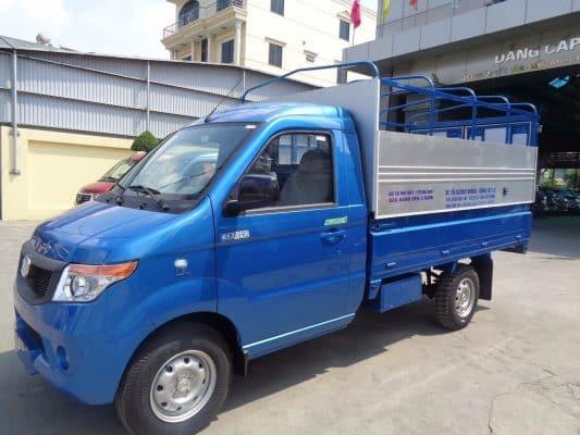 Xe tải dưới 1 tấn máy dầu Kenpo