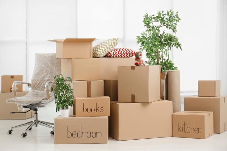 chuyển nhà không bị mất đồ