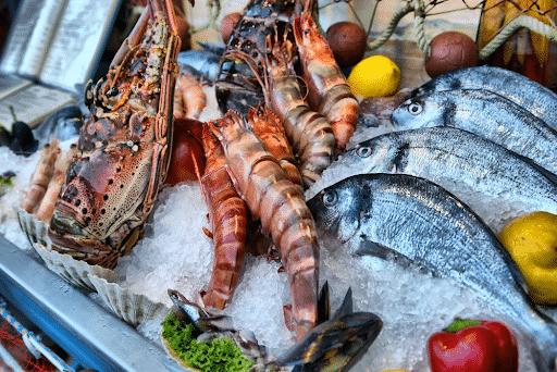 Những lưu ý về cách bảo quản hải sản tươi sống
