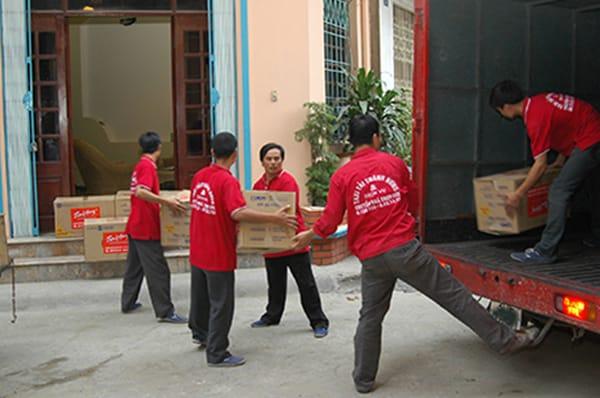 Chuyển Nhà Trọn Gói Thành Hưng cung cấp dịch vụ chuyển nhà vũng tàu uy tín