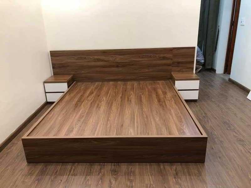 giường cũ