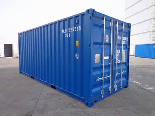 Container 20 feet chở được bao nhiêu tấn