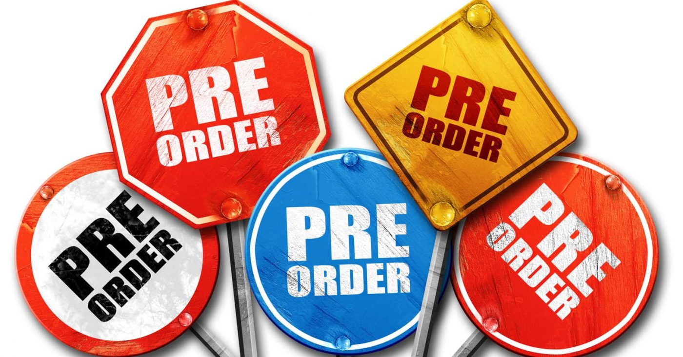 pre order là gì