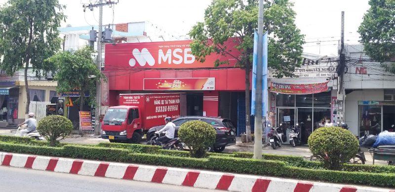 chuyển văn phòng MSB Bank 1