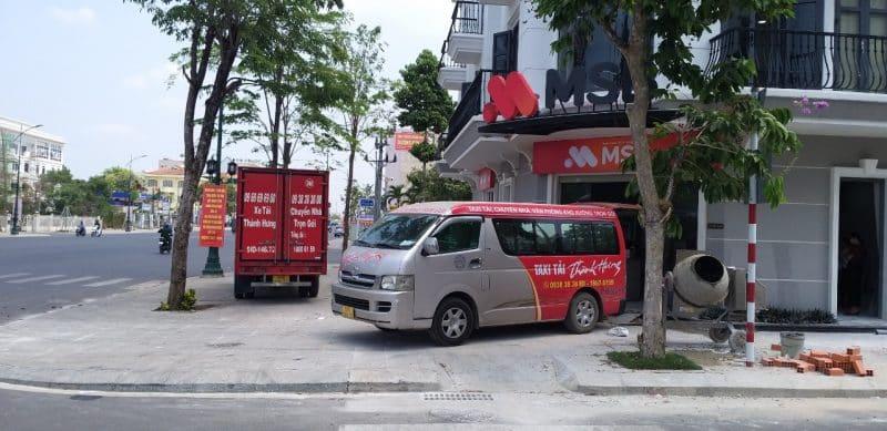 chuyển văn phòng MSB Bank 2